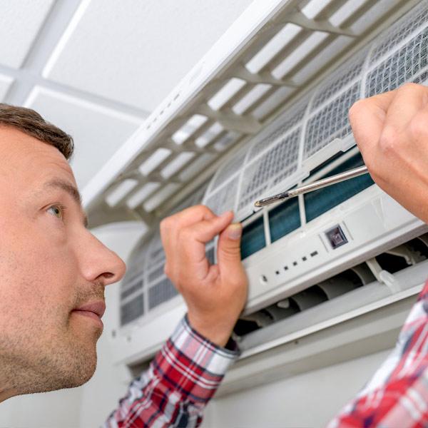 entretien et dépannage de climatisation sur le Gard et l'Hérault.